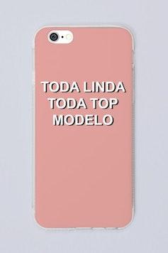 Capa Top Modelo