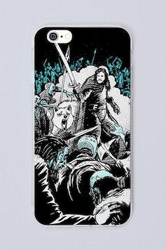 Estampa Capa Jon Snow
