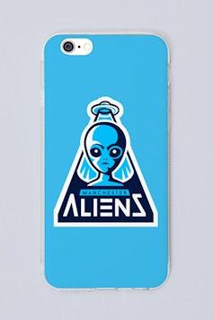 Capa Manchester Aliens