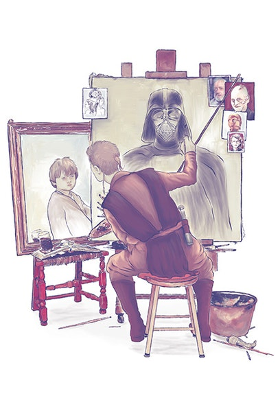 Capa Anakin's Portraits