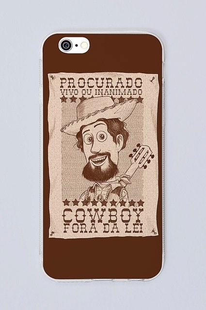 Capa Cowboy Fora da Lei