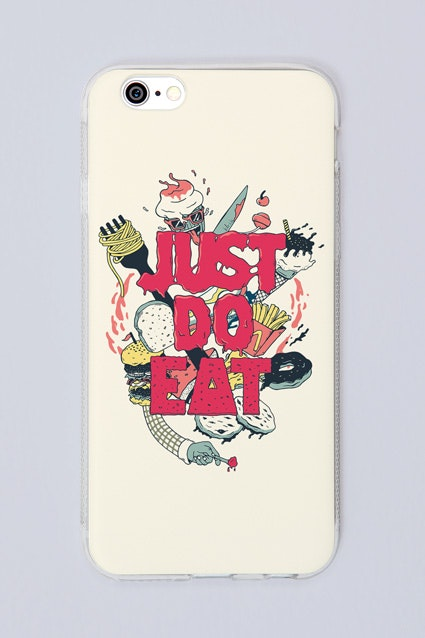 Capa Just Do Eat