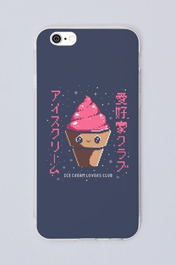 Capa Ice Cream Lovers Club
