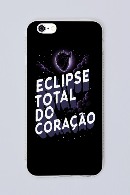 Capa Eclipse Total