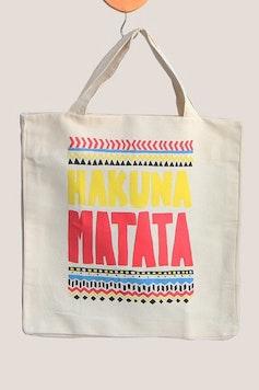Ecobag Hakuna Matata