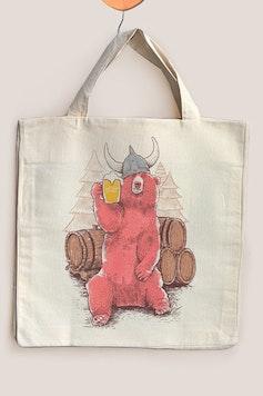 Ecobag Bear