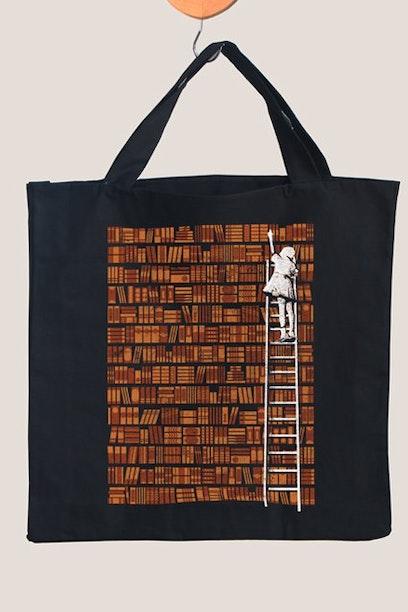 Ecobag Biblioteca