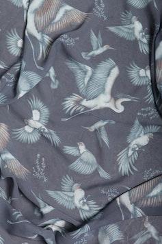 Estampa Lenço Pássaros