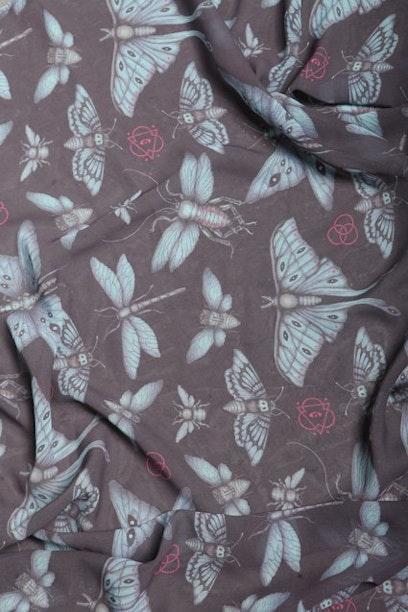 Lenço Moth
