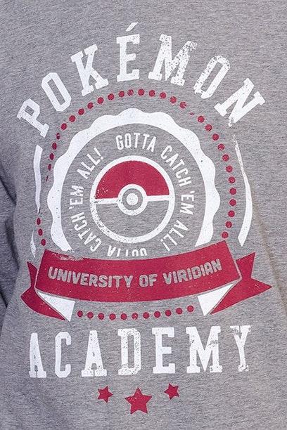 Manga Longa Pokémon University