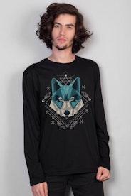 Manga Longa Wolf