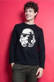 Manga Longa Stormtrooper
