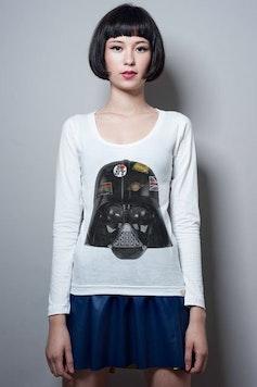 Manga Longa Darth Vader