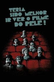 Estampa Manga Longa Filme do Pelé