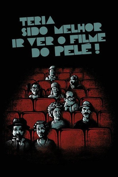 Manga Longa Filme do Pelé
