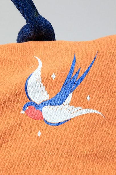 Mochila Carteiro Swallow