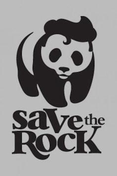 Estampa Polo Save The Rock