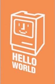 Estampa Polo Hello World