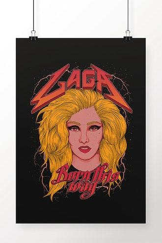 52e82f8d3 Posters de Música - Comprar Posters Online na Chico Rei