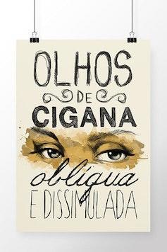 Poster Capitu