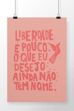 Poster Liberdade
