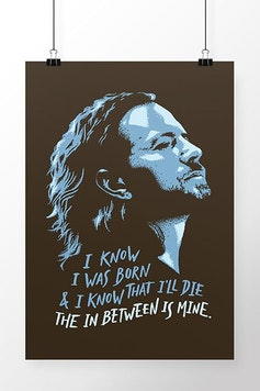 Poster I Am Mine