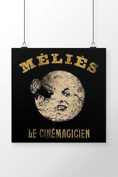 Poster Méliès