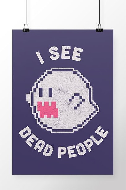 Poster I See Dead People