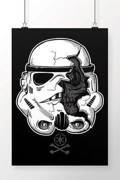 Poster Stormtrooper