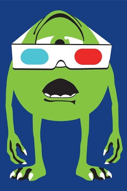 Poster 3D Vision