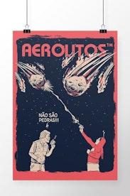 Poster Aerolitos