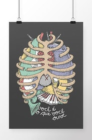 Poster Anatomia Sonora