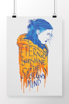 Poster Brilho Eterno
