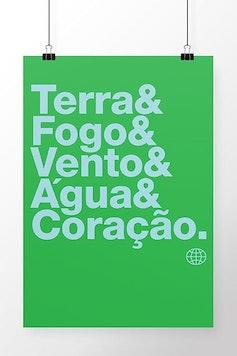 Poster Capitão Planeta