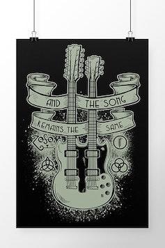 Poster Led Zeppelin