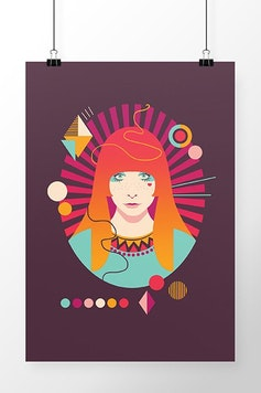 Poster Rita Lee