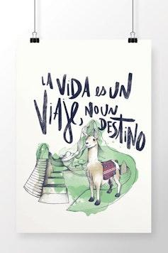 Poster Viaje