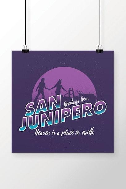 Poster San Junipero
