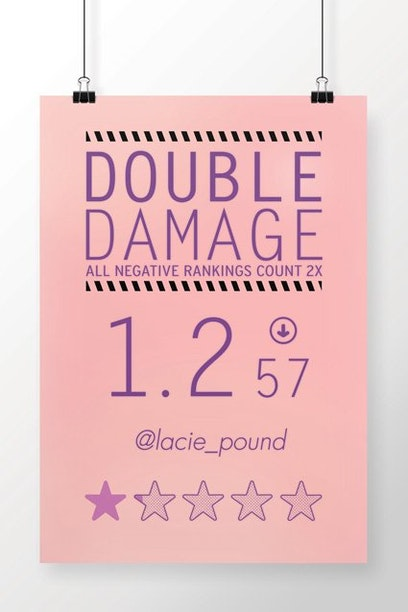 Poster Double Damage