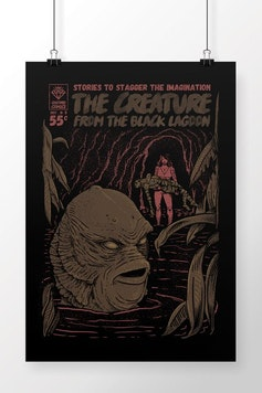 Poster Black Lagoon