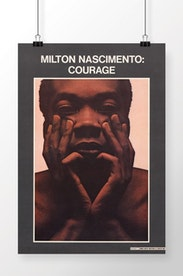 Poster Courage