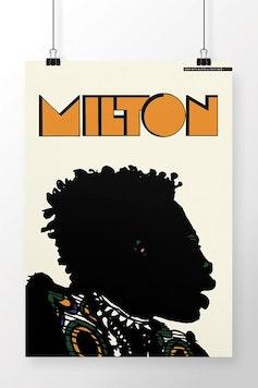Poster Milton