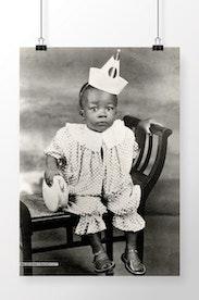 Poster Infância