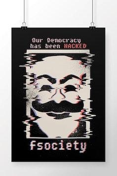 Poster FSociety