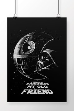 Poster Death Star