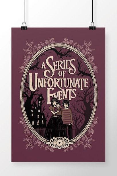Poster Desventuras em Série