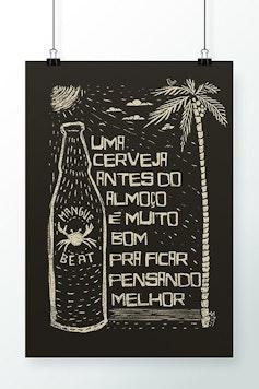Poster A Praieira