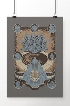 Poster Chrono Trigger