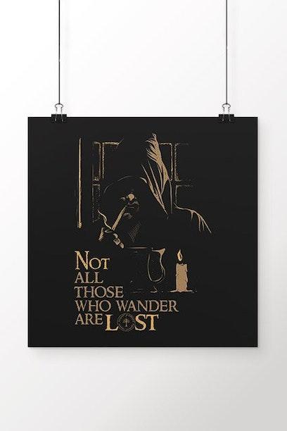 Poster Aragorn