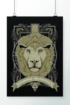 Poster Leo